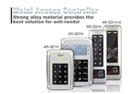 Metal Access Controllers