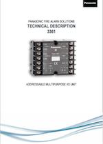 Addressable multipurpose I_O unit 3361