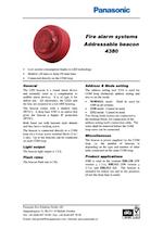 Panasonic Addressable Beacon 4380