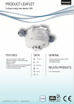 Panasonic Analog Heat 3308