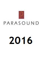 Parasound 2016 Price list