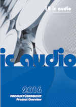 IC Audio Catalog