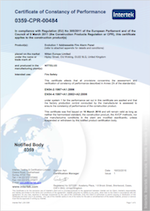 Nittan Certif_of_EC
