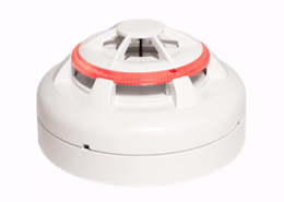 Conv. Heat & Smoke Detectors