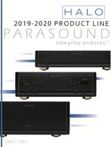 Halo Catalog 2020
