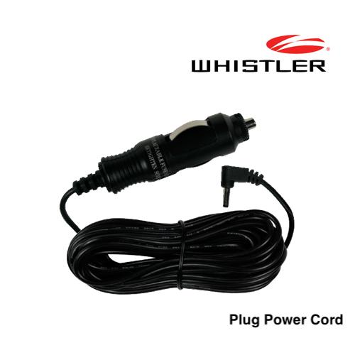 Whistler Power_Cord