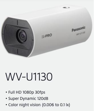 WV-U1130