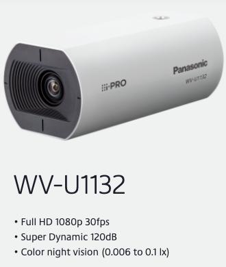 WV-U1132