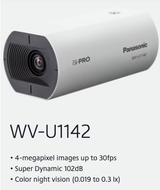 WV-U1142