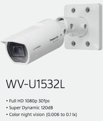 WV-U1532L