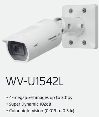 WV-U1542L