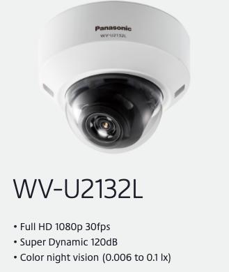 WV-U2132L