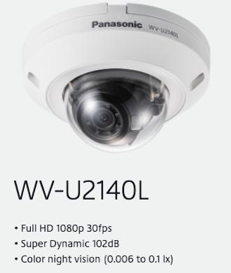 WV-U2140L