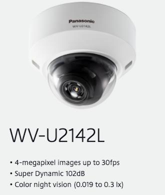 WV-U2142L