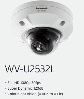 WV-U2532L