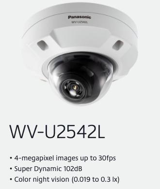 WV-U2542L